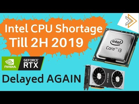 Intel CPU Shortage Till 2H 2018 and RTX 2080Ti Delayed Again and Facebook Hacked [In HINDI]