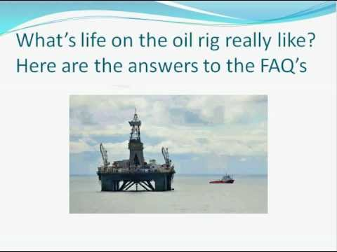 OffShore Oil Rig Jobs: The 5 OffShore Oil Rig Jobs Tips You Need To Know!