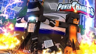 Minecraft POWER RANGERS - WHOS IS THE NEW POWER RANGER???? - Donut the Dog - Minecraft Roleplay
