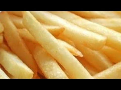 French Fries Recipe || The Right Way To Make Very Crispy French Fries || Sanobar's Kitchen