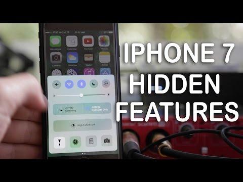Top 10 iPhone 7 Hidden Features!