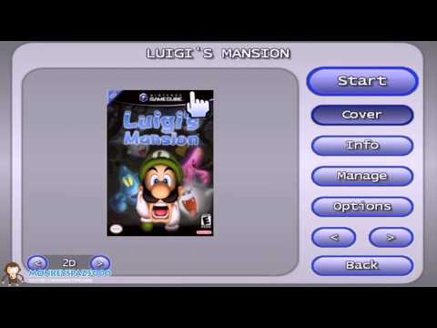 Wii U Modded - Play GameCube & Wii games from a USB HD.