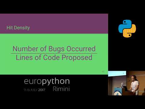 Maximilian Scholz - Linespots: Predicting Bugs in your Code