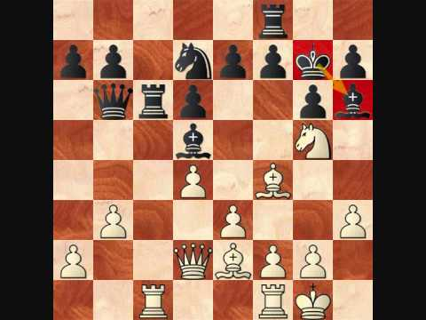 P.L. Chess Tactics #24 My own games