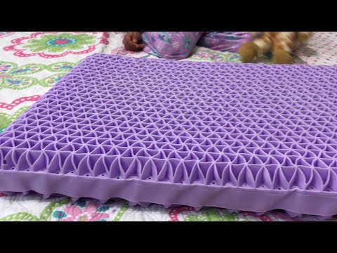 PURPLE PILLOW REVIEW - AFTER USING IT FOR 2 MONTHS   GOOD NECK SUPPORT PILLOW
