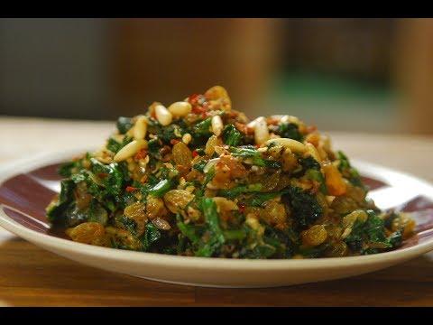 Palak Kishmish | New Season | Cooksmart | Sanjeev Kapoor Khazana