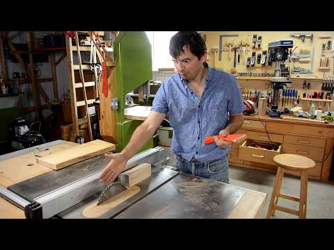 Two beginner table saw mistakes to avoid