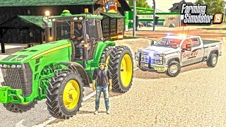 FS19- GOING CAMPING! LOADING UP THE TOY HAULER WITH ATVS