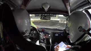 Rallye du Touquet 2018 - ES1 Bernieulles - PA Perrin / M Fourmaux - Saxo F213
