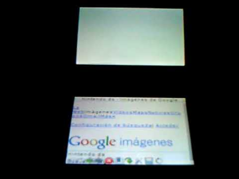 Web Browser for Nintendo DS (Bunjallo)