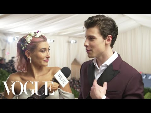 Shawn Mendes and Hailey Baldwin on Who Looks Better at the Met Gala | Met Gala 2018 With Liza Koshy