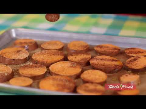 How To Make Sweet Potato Dog Treats - The Produce Moms
