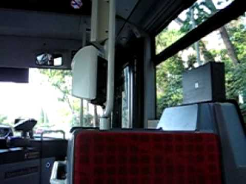 First Barcelona bus ride