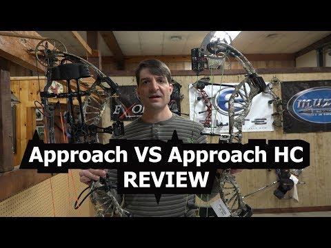 Bear Approach VS Approach HC REVIEW