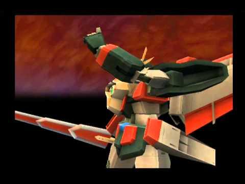 Xenosaga Ep. II: Erde Kaiser Fury Sword Mode