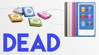 The Death of the iPods