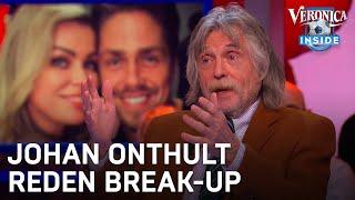 Johan onthult reden break-up Bridget en André: 'Toen is ze meteen vertrokken!' | VERONICA INSIDE
