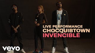 "ChocQuibTown - ""Invencible"" Live Performance | Vevo"
