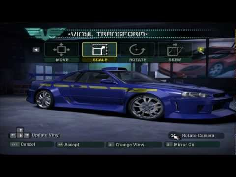 Need For Speed: Carbon - Race #62 - Brooks Street (Circuit)