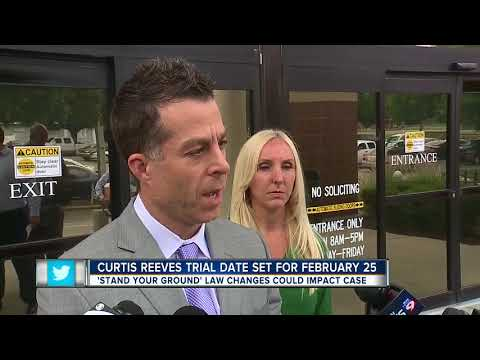 Trial date set for Curtis Reeves movie theater shooting case
