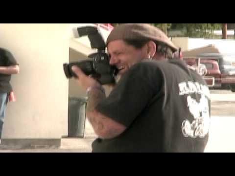 Hard Rock Vegas Car Show Pin Up Photo Shoot Rat Rod Ruckkus 2010