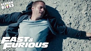 Paul Walker's School of Parkour | Fast & Furious Series | SceneScreen