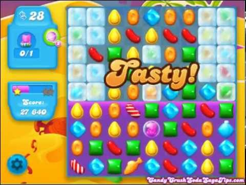Candy Crush Soda Saga Level 243 No Boosters