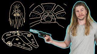 what does hyperspace really look like because science w kyle hill