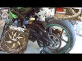 How To: Sprockets and Chain Change; 2006 ZX6R 636