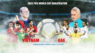 FULL   VIỆT NAM - UAE   VÒNG LOẠI WORLD CUP 2022   NEXT SPORTS