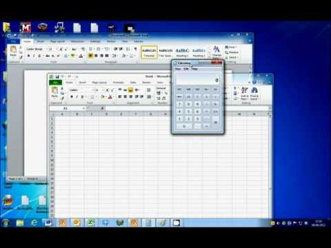 In Windows 7 shake your Window to close/tidy all other Windows