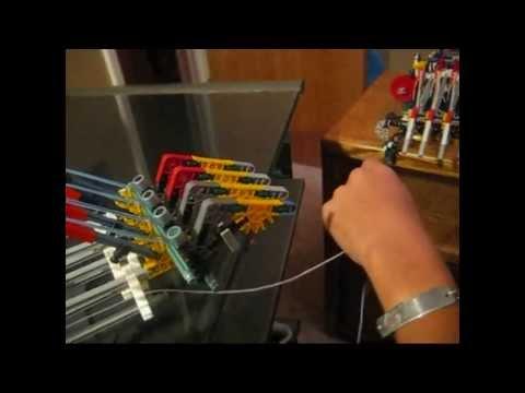 K'NEX Gone Wild - Mechanical Arm How-to