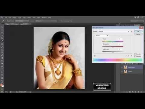 HOW TO CREATE JEWELLERY DESIGN IN PHOTOSHOP TAMIL TUTOR