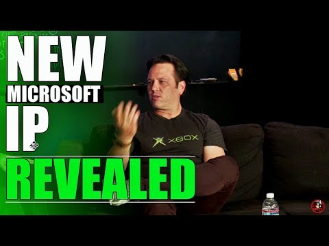 NEW Microsoft IP Announced! WTF IS THIS?  - Xbox News