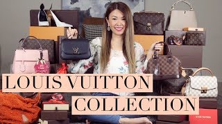 031e9e097b53 MY ENTIRE LOUIS VUITTON COLLECTION 2017 + MOD SHOTS!