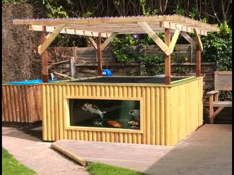 Koiquarium Koi Pond
