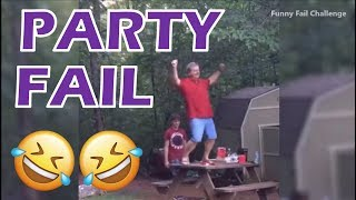 ➤ Best fail maniac party 2017 HD NEW #18 Germany, Russia, USA   Funny Fail Challenge