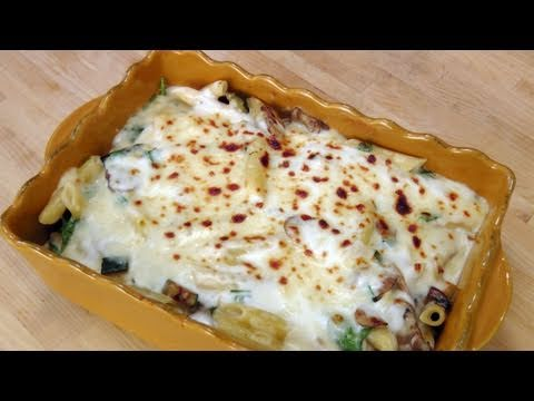 Veggie Pasta Bake - Recipe by Laura Vitale - Laura in the Kitchen Episode 144
