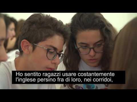 Teaching Cambridge qualifications in Italy  (Italian subtitles)