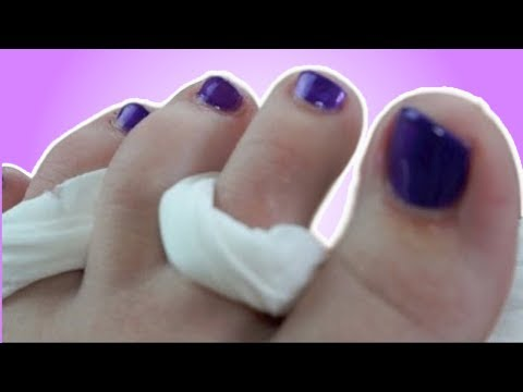 How to do a Spa Pedicure at home - Salon Secrets