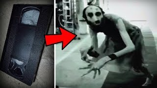 "5 Disturbing REAL ""Found Footage"" Tapes You Won"