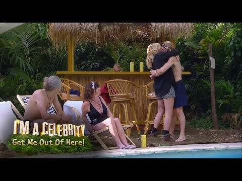 A Family Treat For Jimmy, Foggy and Vicki | I'm A Celebrity...Get Me Out Of Here!