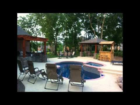 DIY Outdoor Kitchen Slide Show by BBQ COACH