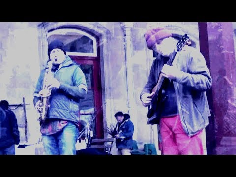 Music Demo Jim Cook (sax) Jez Broun (guitar)