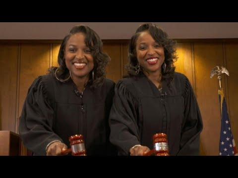 Identical Twin Sisters Are Both Alabama Judges