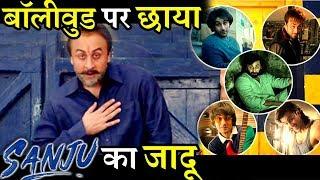 Bollywood Reaction on Ranbir Kapoor's SANJU TEASER