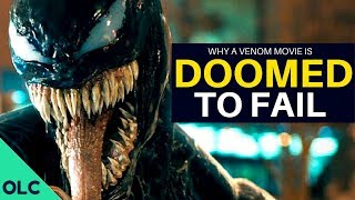 Why a VENOM Movie is Doomed to Fail