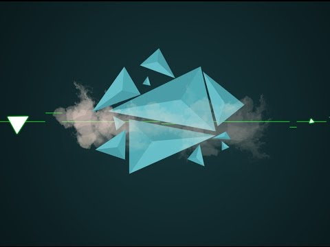 How To Create Amazing Geometric 3D Shapes - Photoshop CC - CS5