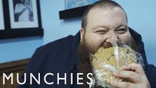 Rap Shows and BBQ with Action Bronson: Fuck, That