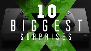 Xbox E3 2017: 10 BIGGEST SURPRISES